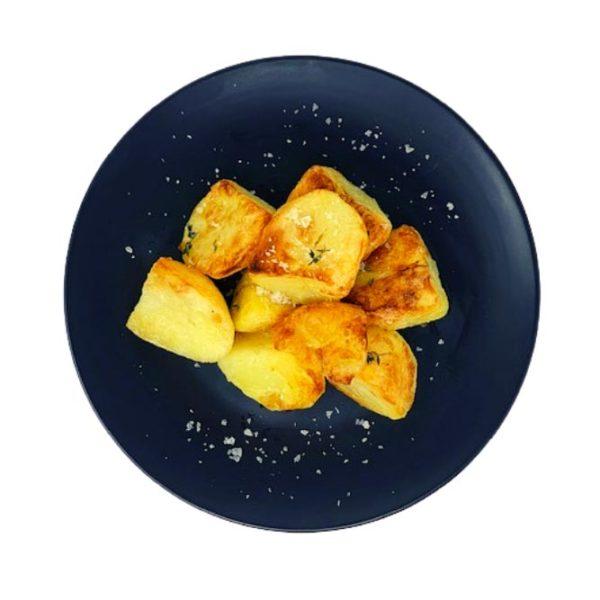 Quarter-Cut-Potatoes